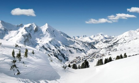 Winter Sports in Obertauern